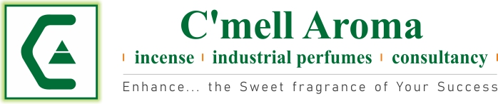 CMELL AROMA, Incense, Industrial perfumes, Consultancy